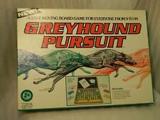 Greyhound Pursuit Board game