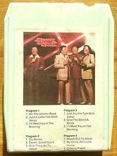 Merrill Womach in Quartet (8-Track Cart, '78) 1-Man, 4-Ways 2 Sing NL77-10-12 vg