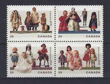 Canada Yvert  n° 1144/1147 neuf sans charnière