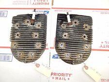 Onan B43E Cylinder Heads SET-USED-LOOOOK