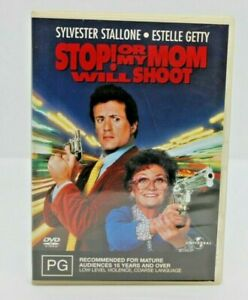 Stop! Or My Mom Will Shoot DVD - Region 4 Free post