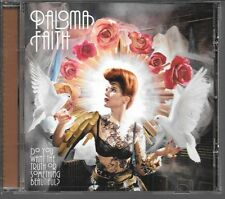 CD ALBUM 10 TITRES--PALOMA FAITH--DO YOU WANT THE TRUTH OR SOMETHING BEAUTIFUL