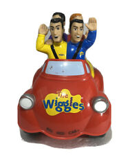 The Wiggles Big Red Car Musical Sing Moving Toy Spin Master 2003  Batteries Incl