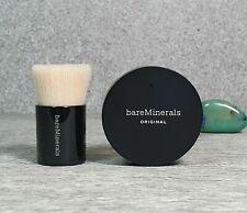 BARE MINERALS ♡ Original Foundation + Brush Medium Beige N20 New 2g travel size