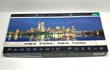 New York New York Panoramic Puzzle 750 Pieces New Open box Sealed Bag,USA Made