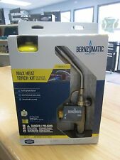 BernzOmatic High Intensity Trigger-Start Torch Kit Tool Soldering Handle 705062
