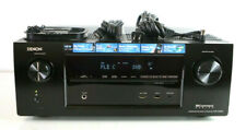 Superb Denon AVR-X3000 7.1 AV Receiver 4K, 7x2 HDMI, Airplay, XM, 3D A168