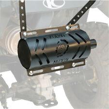 Kolpin Muffler Exhaust Silencer Stealth 2.0 w/ Heat Shield Universal Atv Utv