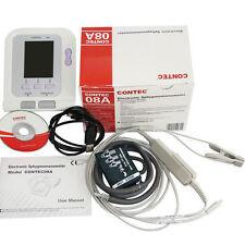 CONTEC 08 A VET Veterinaria Digital pressione sanguigna Monitor, Bracciale PSNI +SP02 CE FDA