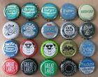 20 DIFFERENT CURRENT/OBSOLETE OHIO BREWERIES CRAFT BEER BOTTLE CAPS