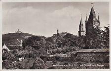 Gebraucht AK Weinheim a. d. B. 22.7.36 Blick auf Schloß und Burgen stampsdealer