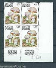 CHAMPIGNONS - COIN DATE  1988 YT 1632 - TIMBRES NEUFS** LUXE