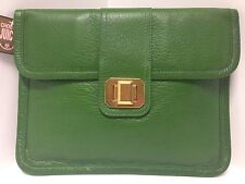 Juicy Couture Leather Gemlock iPad Sleeve, Green