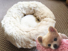 Pet Bed Comfy Cave Snuggle Bed Removable House for Small Dog Cat Kitten
