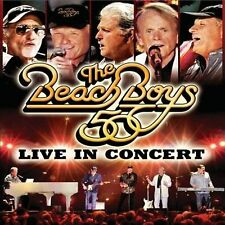 NEW The Beach Boys 50: Live in Concert (DVD)