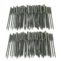 100 Pcs Home Sewing Machine Needles 11/75 12/80 14/90 16/100 18/110 for Singer