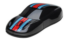 Porsche Martini Racing Wireless Mouse Computer Laptop PC & MAC Black Red Blue