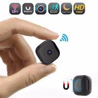 Mini Spy Night Vision Camera HD 1080P IP Wireless Wifi Security DVR DV Camcorder