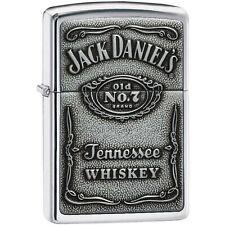 More details for zippo jack daniel's alcohol liquor design windproof cigarette tobacco lighter