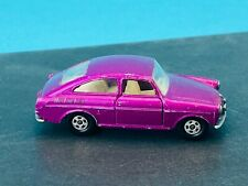 MATCHBOX Superfast N°67-C VW VOLKSWAGEN 1600 TL Fastback lila 1:64 Small Wheels