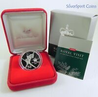 2000 ROYAL VISIT Silver Proof Coin