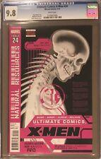 Ultimate Comics X-Men #24 CGC 9.8