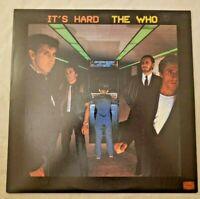 The Who - It's Hard - Vinyl LP Record - VINTAGE 1982 23731-1 - EX/EX