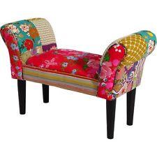 Möbel im Vintage -/Retro-Stil aus Stoff fürs Wohnzimmer