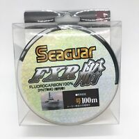 Seaguar FXR Fluorocarbon Leader 100m Select Line Weight