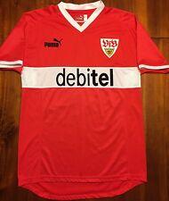 Puma VFB STUTTGART Away 2003-2004 M Soccer Jersey Football Fußball Trikot Shirt
