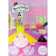 Ben and Holly's Little Kingdom - Magical Sticker Pad