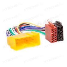 Autoradio ISO Adapter Kabelstecker für Nissan Almera Premiera Micra Terrano