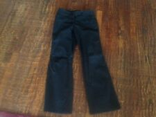 ANN TAYLOR Loft * Marisa BLACK stretch PANTS Trousers * sz 2 * pockets * NWOT