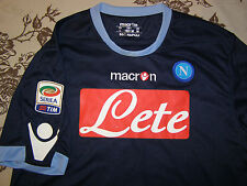 "CAVANI 7 Maglia SSC Napoli 2010 - 2011 away shirt size ""L"" jersey brand new top"