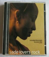 Sade - Lovers Rock - MiniDisc RARE MD