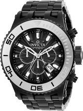New Mens Invicta 23940 Subaqua Chronograph Steel Bracelet Watch