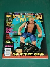 Vintage Lee's Action Figure News & Toy Review #73 Magazine Nov 1998 Very good