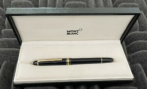 Montblanc Fountain Pen with Box NICE!