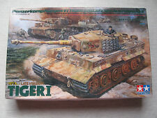 Tamiya 49504 Late Version Tiger I Ausf.E(Sd.Kfz.181) 1:35 KDKombiversand möglich