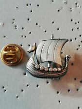 Pin's Pins bateau boat viking drakkar voilier