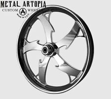"21"" inch MAW-008 Custom Motorcycle Wheel for Harley Davidson"