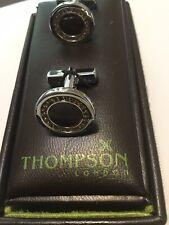 Thompson Of London Cuff Links With Swarovski Crystals