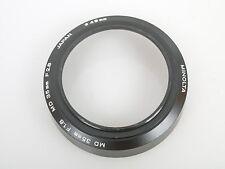 Minolta Gegenlichtblende MD 35mm F1.8  MD 35mm F2,8 lens hood 49mm Einschraubg.