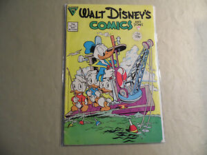 Walt Disney Comics and Stories #512 (Gladstome 1986) Free Domestic Shipping