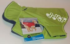 RC Pet Products Venture Outerwear Dog Coat - Lime Punch - Size 10