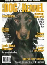 Dog & Kennel ~ June 2000 ~ Dachshund on Cover