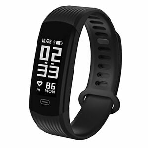 Zeblaze Plug Real-time Heart Rate Sleep Monitor Stopwatch All-day Activity Track