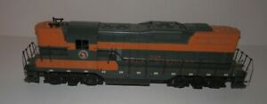 Athearn HO Scale POWERED Great Northern 707 Diesel Engine - PARTS OR RESTO