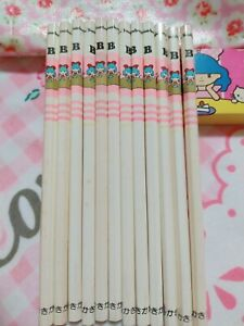 TOMBOW Wooden  Pencil B SET Of 12 IN Box Made in Japan