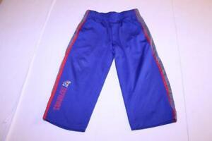 Toddler Kansas Jayhawks 4T Athletic Performance Pants (Royal Blue) Colosseum Ath